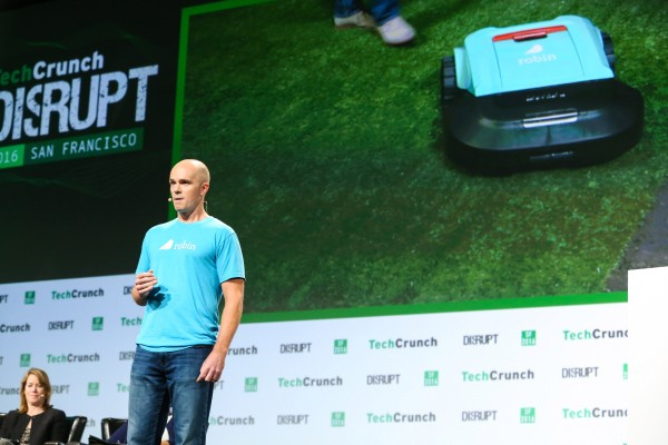 Robin is automating lawn care with robots and putting an end to checks under the doormat