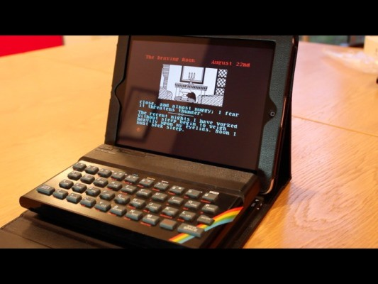 Iconic ZX Spectrum Home Computer Of The '80s To Be Reborn As Retro Gaming Keyboard For iOS