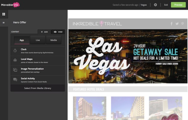 Movable Ink Launches agileEMAIL, A Platform For Email Marketing