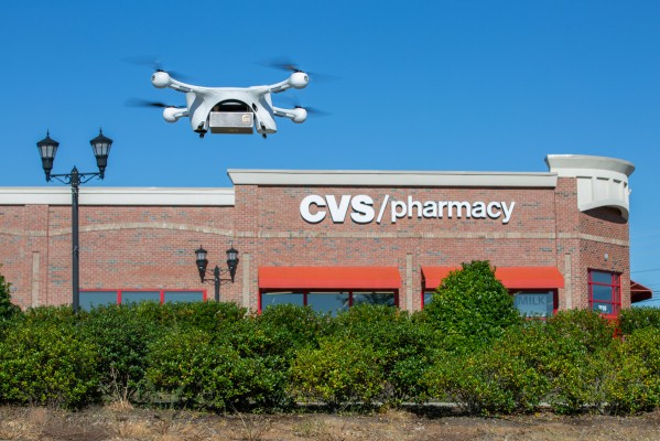 UPS and CVS deliver prescription medicine via drone to US residential customers for the first time – TechCrunch