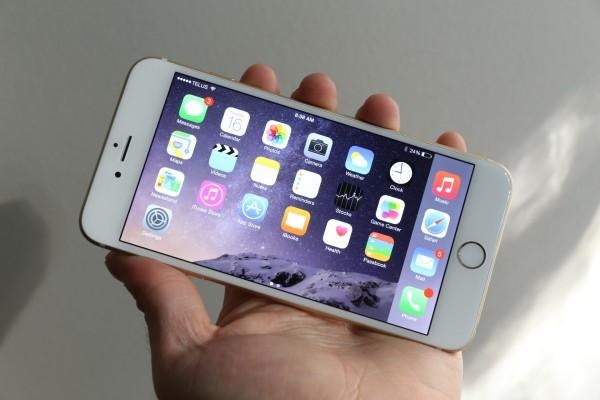The iPhone 6 Plus Wins The Longer Race
