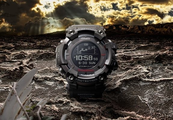 The Casio Rangeman GPR-B1000 is a big watch for big adventures