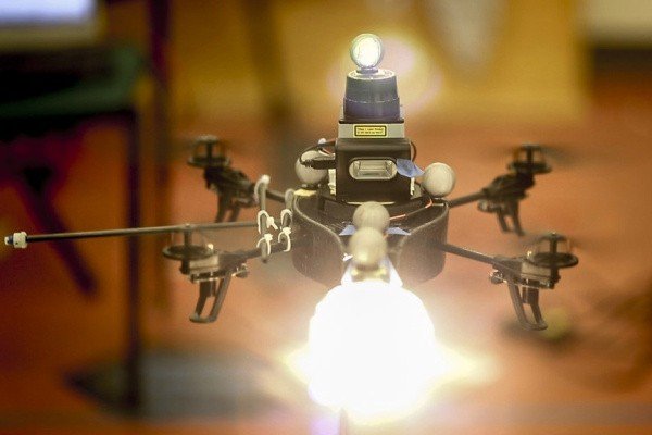 MIT Researchers Build Drones That Automatically Provide Picture Perfect Lighting For Photographers