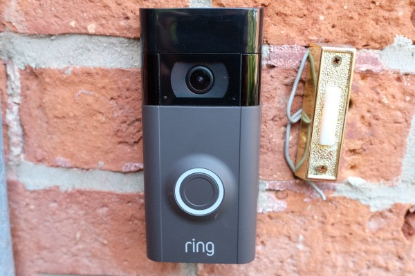 The Ring Video Doorbell 2 is the most flexible connected video doorbell
