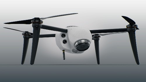 Industrial drone platform Kespry brings in new CEO