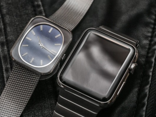 Could This 1970s Patek Philippe Be The Inspiration For The Apple Watch?