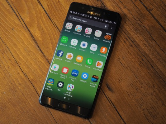 Requiem for a phablet — a timeline of the rise and fall of the Galaxy Note 7 – TechCrunch