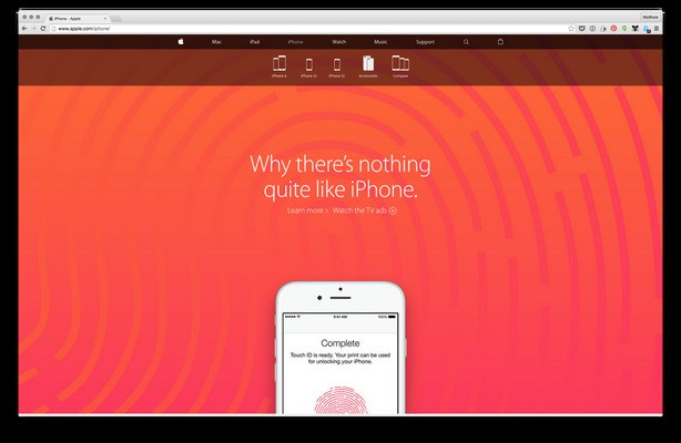 Apple.com, One Of The World's Biggest Stores, Gets A Redesign