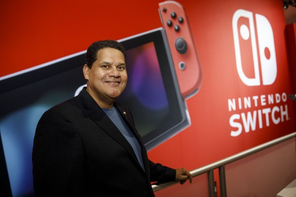 Nintendo of America's Reggie Fils-Aime retires (and Bowser claims the castle)