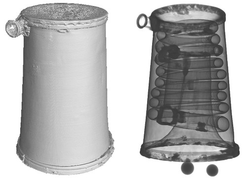 Germans are doing deep scans of ancient instruments to uncover their secrets