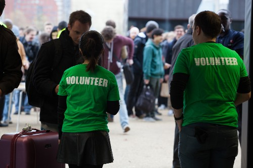 Volunteer at Disrupt Berlin 2018 and score a free Innovator pass