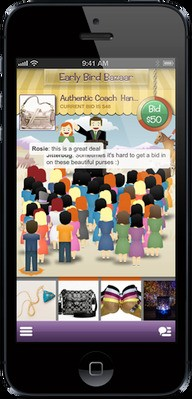 Blippy Team Launches Tophatter iPhone App With Surprisingly Fun Live Auctions