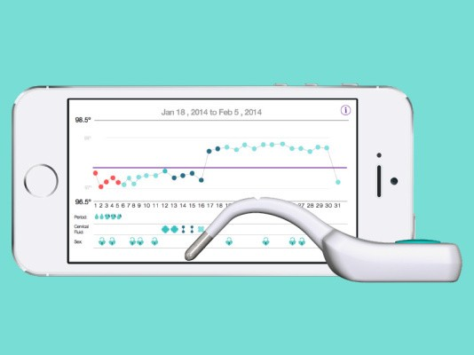 This Bluetooth-Enabled Temperature Tracker Will Tell You The Optimal Time For Baby-Making