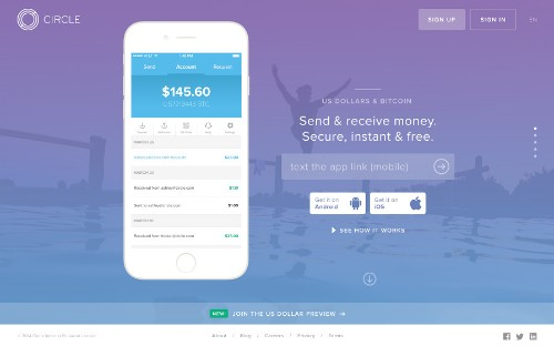 Social payments startup Circle rolls into Europe