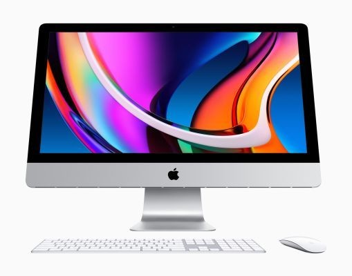 Apple's 27-inch iMac gets a processing and graphics boost