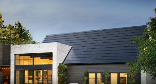 Tesla's new Solar Roof costs less than a new roof plus solar panels, aims for install rate of 1K per week – TechCrunch