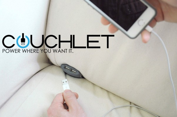 The Couchlet Puts Your Power Where Your Posterior Is
