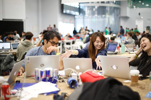 Last chance to apply to the Hackathon at Disrupt Berlin