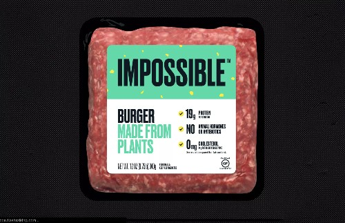 Impossible Foods will debut in SoCal grocery stores on Friday as first step in phased national rollout