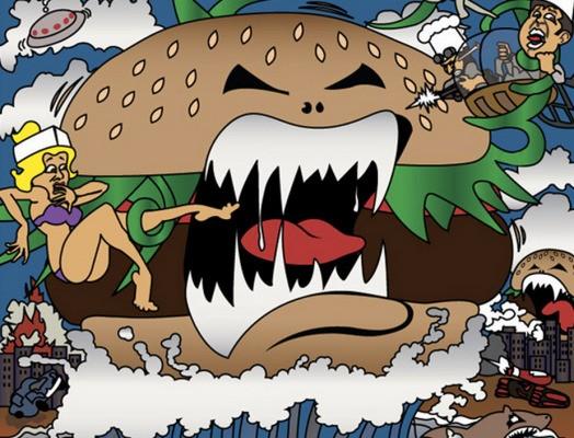 Kill The Hamburger Button