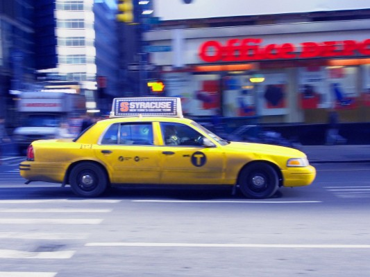 NYC Taxis Are Testing An Uber-Like App Called Arro