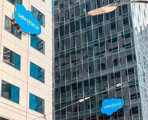 Salesforce announces 12,000 new jobs in the next year just weeks after laying off 1,000