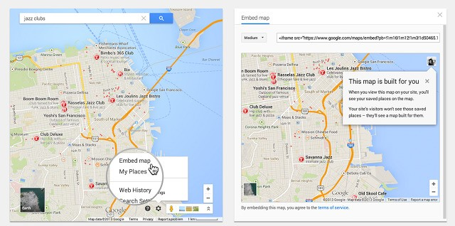 Embeds Return To New Google Maps, Will Soon Include Ads