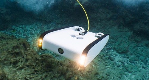 Ocean drone startup merger spawns SoFar, the DJI of the sea