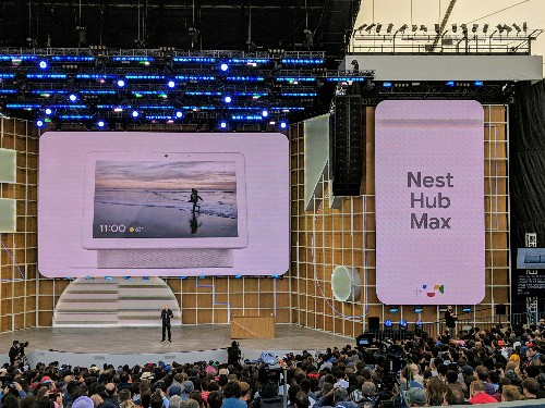 Google renames Home Hub to the Nest Hub and releases a 10-inch Nest Hub Max