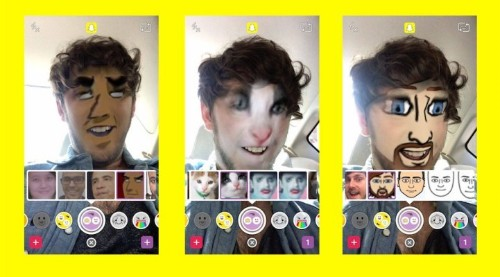 Snapchat lets you Face-Swap with your camera roll, drops paid replays