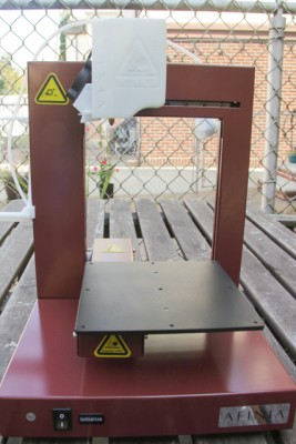 Hands On With The Afinia H-Series 3D Printer, A Rugged Printing Rig For Home And School