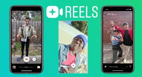 Instagram Stories launches TikTok clone Reels in Brazil