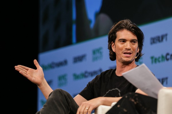 WeWork picks up ANOTHER $3B from SoftBank