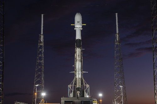 Watch live as SpaceX launches 60 Starlink satellites with a thrice-flown Falcon 9 rocket