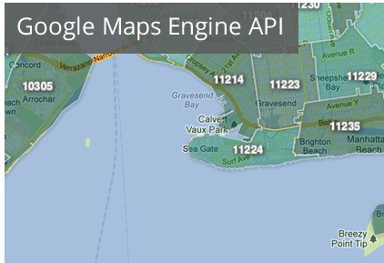 Google Launches Maps Engine API To Allow Enterprise Developers To More Easily Create, Share And Publish Custom Maps