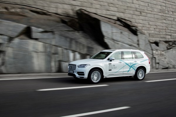 Volvo and Autoliv launch joint venture to create self-driving software