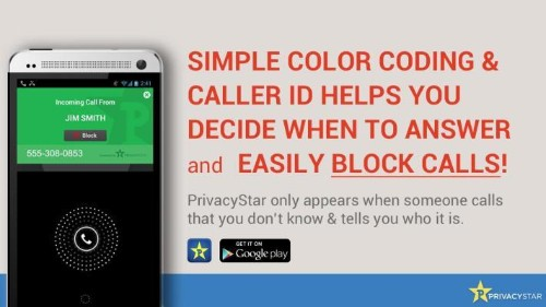 Revamped PrivacyStar App Uses Color Coding To Help You Avoid Telemarketers