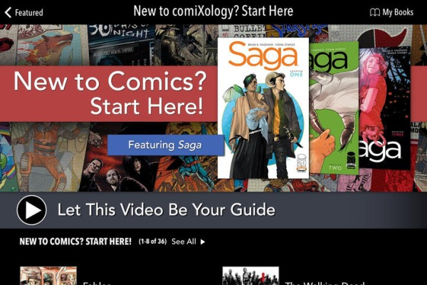With Comixology, Amazon Acquires A Piece Of The Comic-Based Media Empire
