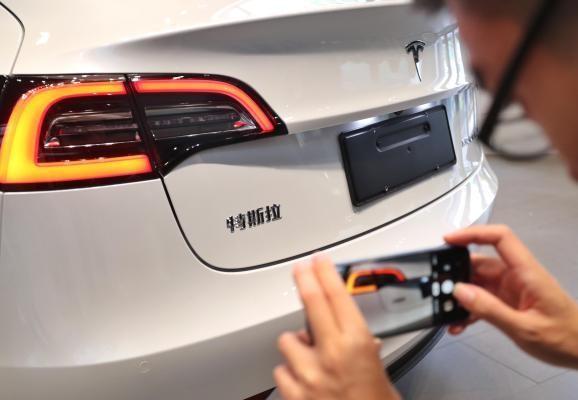 Tesla surpasses 2019 goal and delivers 367,500 electric vehicles – TechCrunch