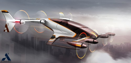 Airbus plans to test self-driven airborne taxi by the end of 2017