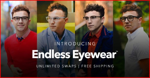 Swap Your Glasses Anytime With Ditto's New Endless Eyewear Program