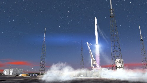Relativity Space signs its the satellite transportation company Momentus as its first customer