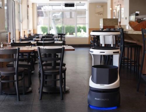 Bear Robotics is raising big bucks for robots that deliver food to restaurant patrons