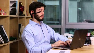 Bluetooth Headset Vigo Knows When You Are Tired Before You Do