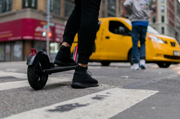 The scooter battle for New York City is on