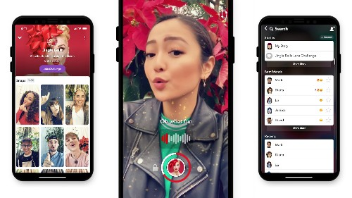 Snapchat takes on TikTok with launch of Lens Challenges