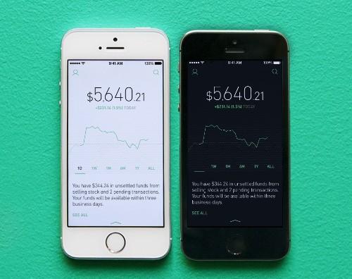 Robinhood Launches Zero-Fee Stock Trading App