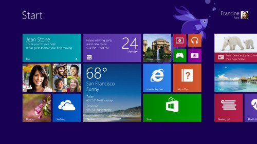 Microsoft Gives In To The Old Guard, Adds Start Button And Boot To Desktop To Windows 8.1
