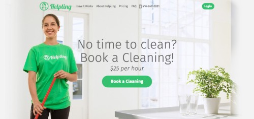 Rocket Internet's Helpling Mops Up $17M For Its Cleaners-On-Demand Service