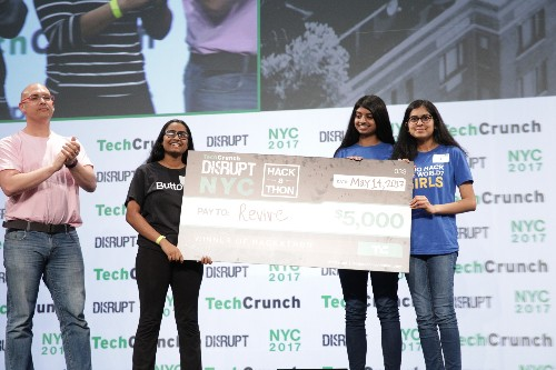 Apply to participate in the Hackathon at Disrupt San Francisco 2019
